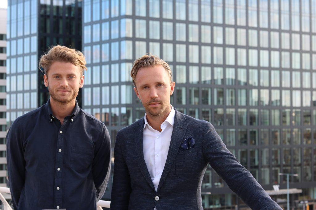 John Galanis and Erik Björkander